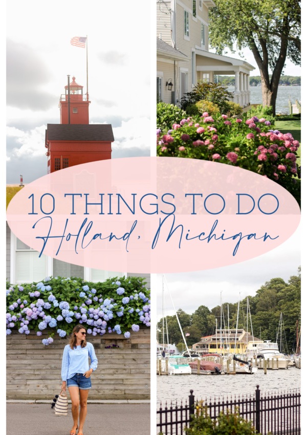 10 Things to Do in Holland, Michigan