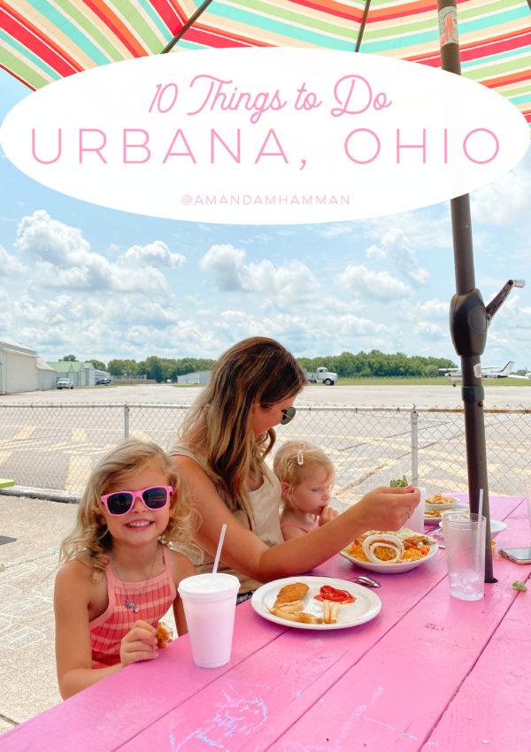 10 Things to Do in Urbana, Ohio