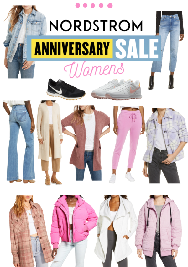 Women's Faves from the Nordstrom Anniversary Sale!