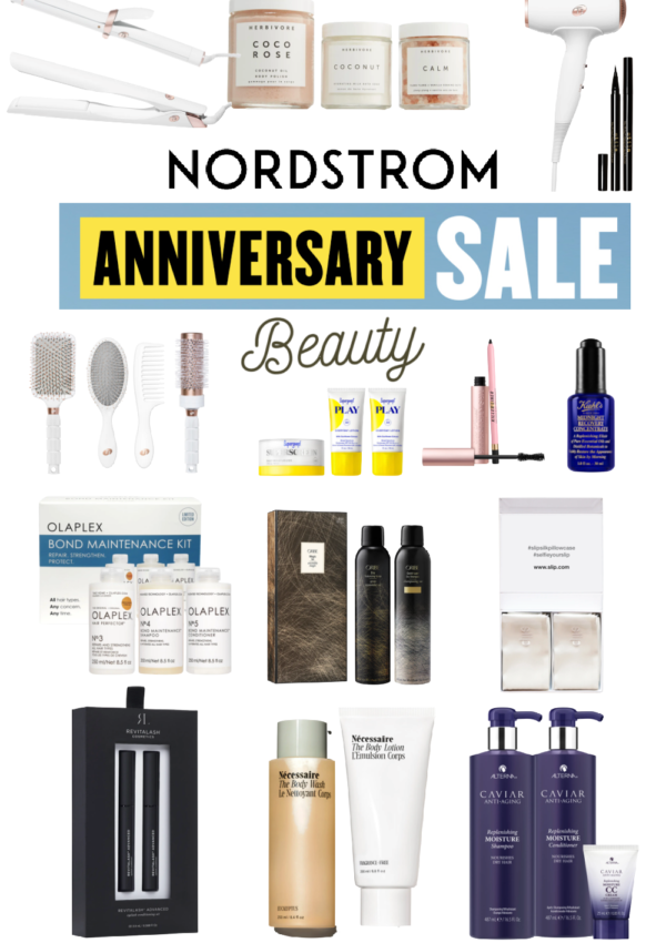 2021 Nordstrom Anniversary Sale: Beauty Picks