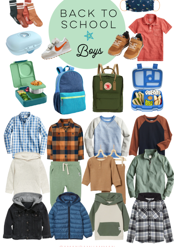 Boys' Back to School Style