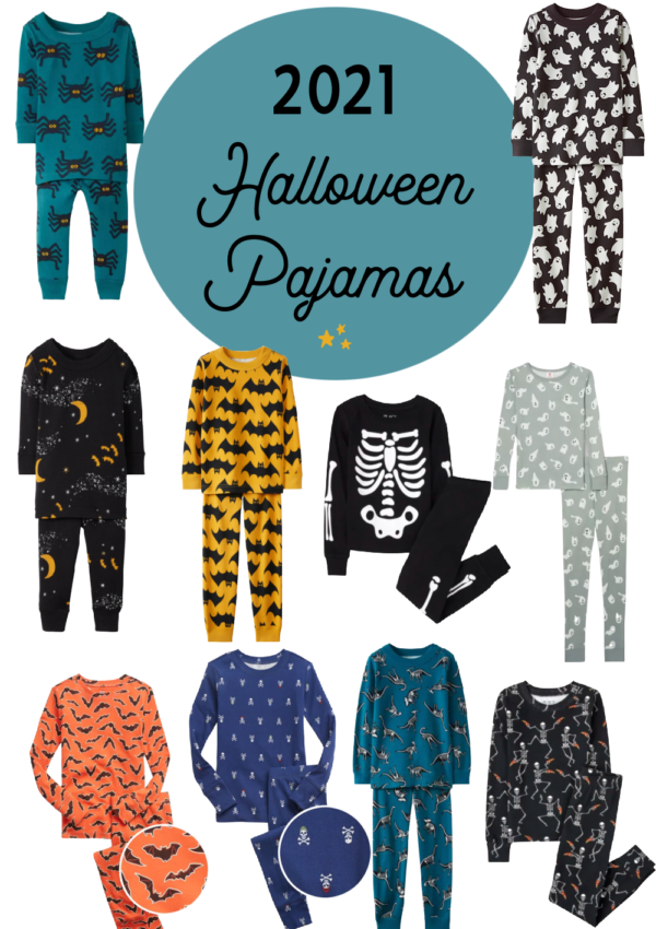 Halloween Pajamas for Boys
