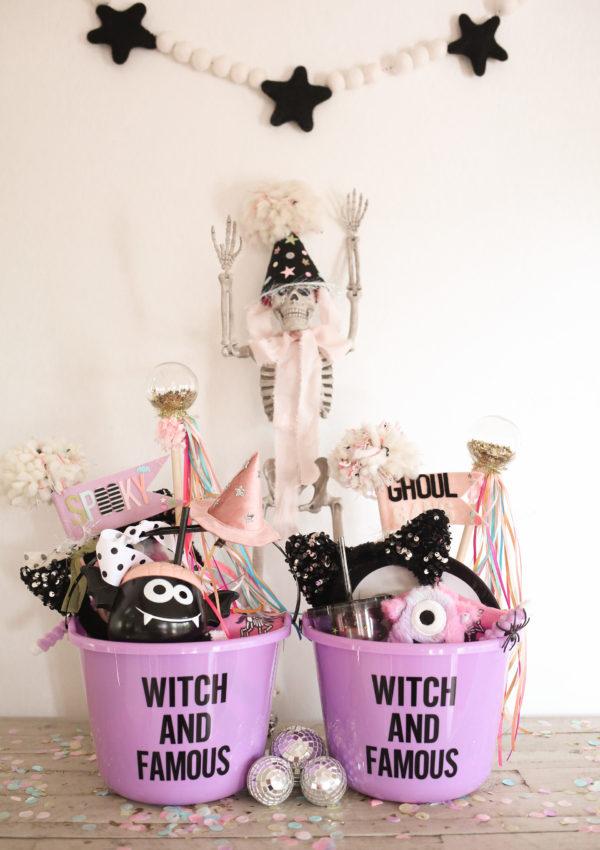 Halloween 2021 Boo Baskets