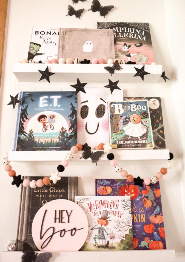 ★ Halloween Book Nook ★