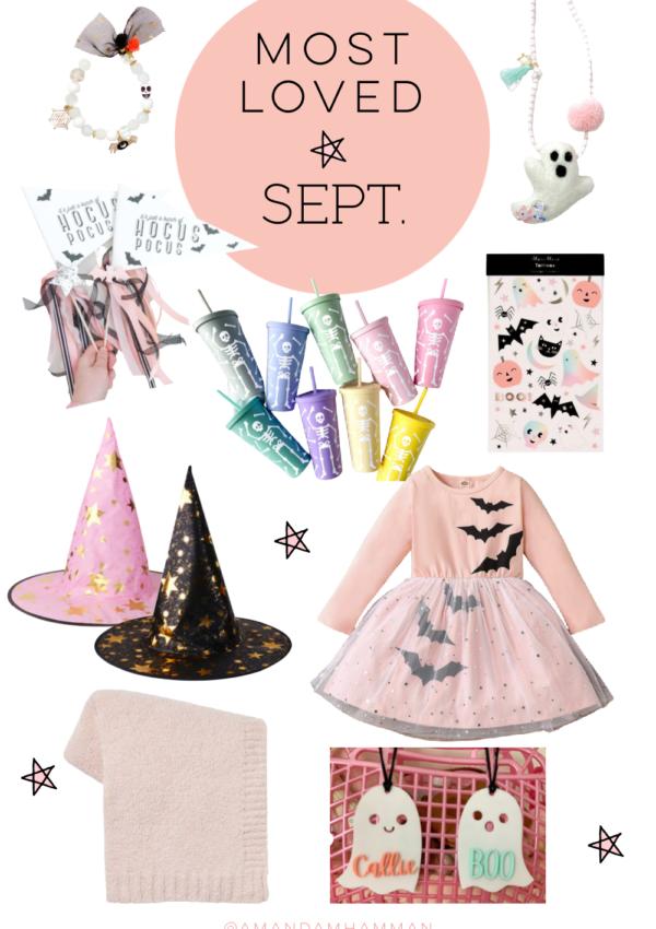 September's Most Loved
