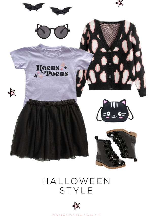 10 Halloween Outfits for Littles