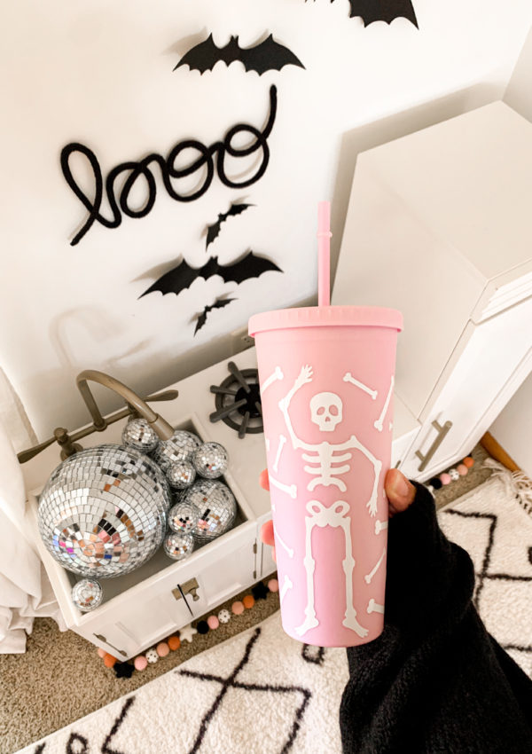 Where to Find Cute Fall + Halloween Cups